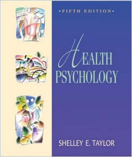 9780071124263: Health Psychology