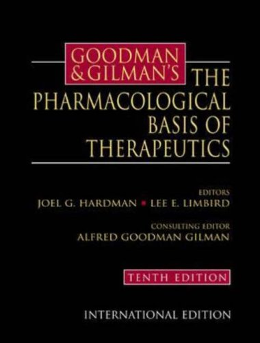 9780071124324: Goodman and Gilman's the Pharmacological Basis of Therapeutics (McGraw-Hill International Editions)