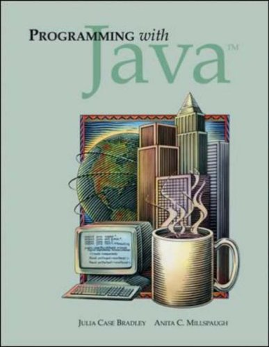 9780071124782: Programming with Java: WITH CD-ROM