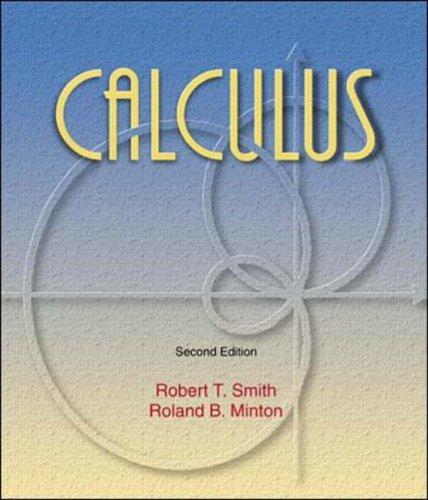 9780071124812: Calculus