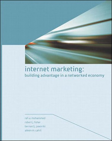 9780071124942: Internet Marketing: Building Advantage in a Networked Economy