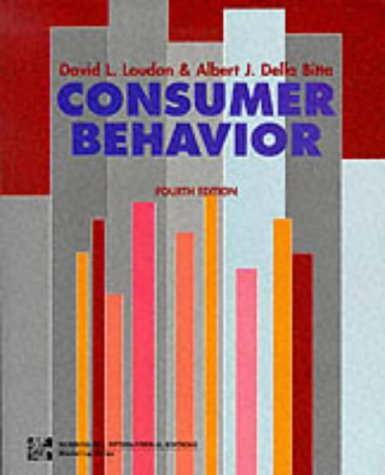 9780071125116: Consumer Behaviour: Concepts and Applications