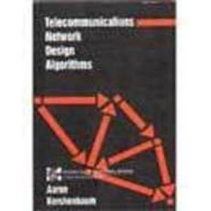 9780071125185: Telecommunications Network Design Algorithms