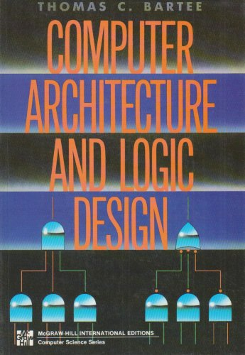 9780071125543: COMPUTER ARCHITECTURE AND LOGI
