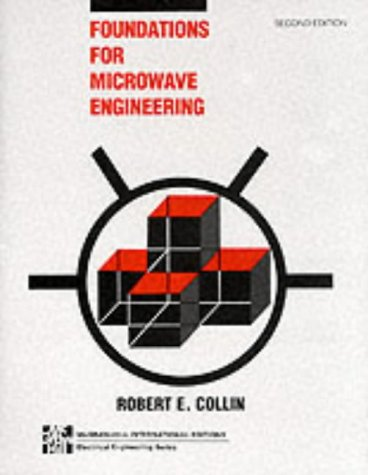 9780071125697: Foundations for Microwave Engineering