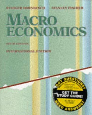 9780071125901: Macroeconomics