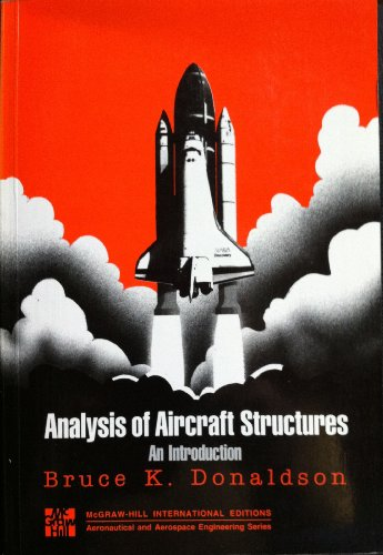 9780071125918: Analysis of Aircraft Structures : An Introduction (McGraw-Hill Series in Aeronautical and Aerospace Engineering)