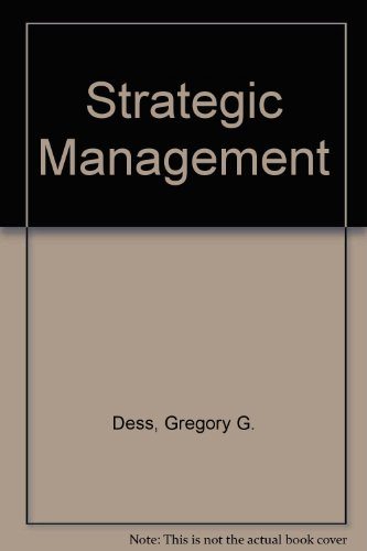 9780071125949: Strategic Management