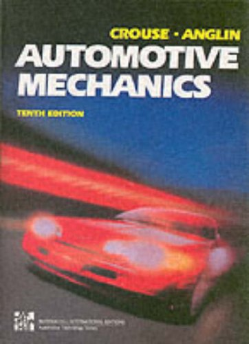 9780071125994: Automotive Mechanics