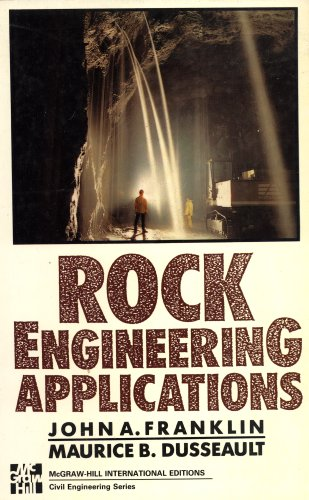 9780071126175: Rock Engineering Applications (Civil Engineering Series)