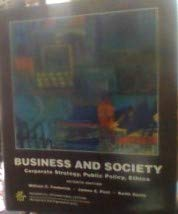 9780071126205: Business and Society: Corporate Strategy, Public Policy, Ethics