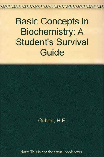 9780071126229: Basic Concepts in Biochemistry: A Student's Survival Guide