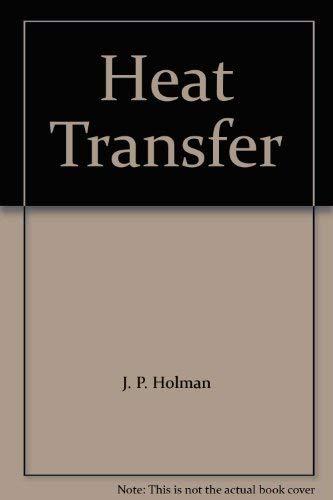 9780071126441: Heat Transfer