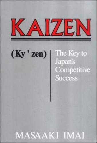 9780071126472: Kaizen Key to Japan's Success