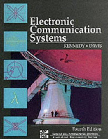 Electronic Communication Systems: Kennedy, Davis