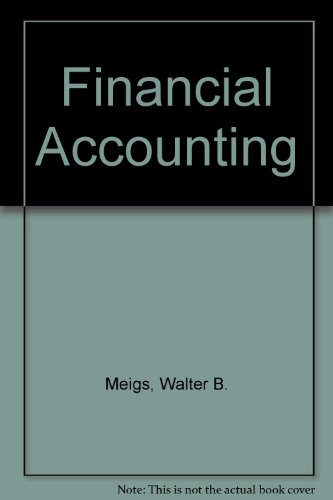 9780071127073: Financial Accounting