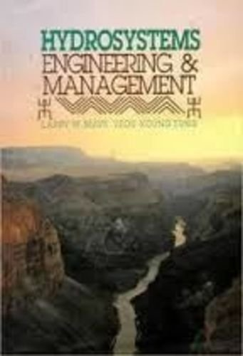 9780071127080: Hydrosystems Engineering and Management