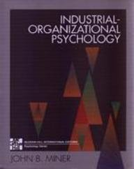 9780071127103: Industrial/Organizational Psychology