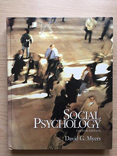 9780071127189: Social Psychology