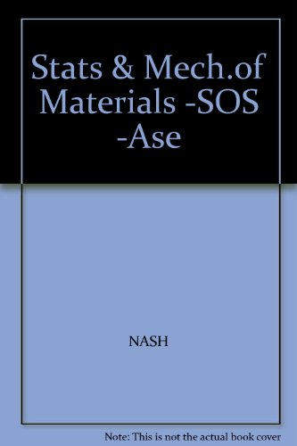 9780071127271: Stats & Mech.of Materials -SOS -Ase