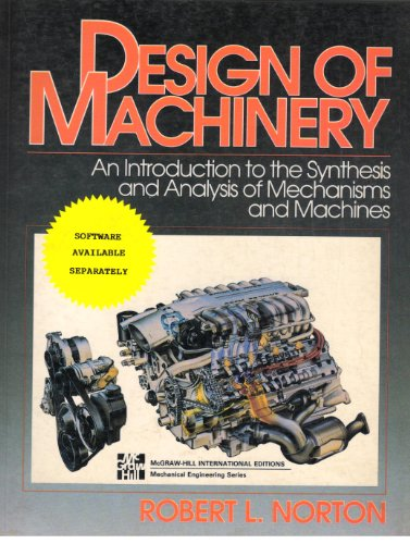 9780071127288: Design of Machinery