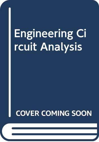 9780071127363: Engineering Circuit Analysis