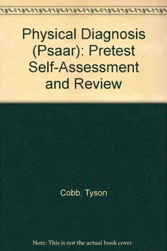 9780071127707: Physical Diagnosis (Psaar): Pretest Self-Assessment and Review