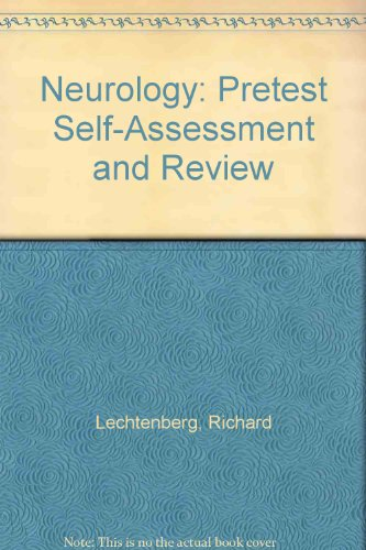 9780071127721: Neurology: Pretest Self-Assessment and Review