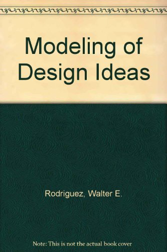 9780071127912: Modeling of Design Ideas
