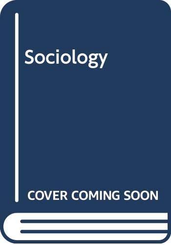 9780071128056: Sociology