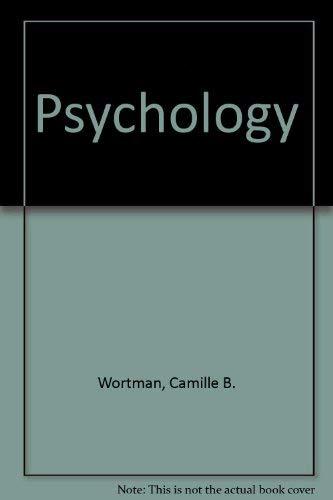 9780071128827: Psychology