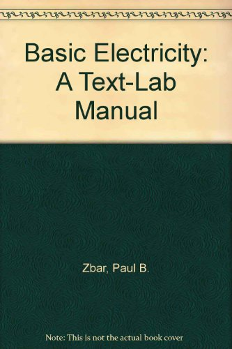 9780071129039: Basic Electricity: A Text-Lab Manual
