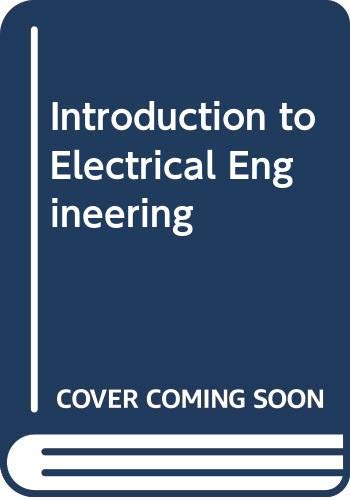 9780071129077: Introduction to Electrical Engineering