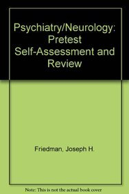 9780071129091: Psychiatry/Neurology: Pretest Self-Assessment and Review