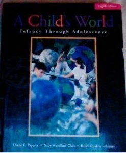 9780071129138: A Child's World: Infancy Through Adolescence
