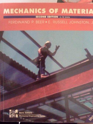 Mechanics of Materials: Ferdinand P. Beer,