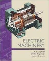 Electric Machinery (Schaum's Outline) (9780071129466) by A. E. Fitzgerald; etc.; Charles Kingsley; Stephen D. Umans