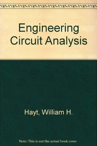 9780071129619: Engineering Circuit Analysis