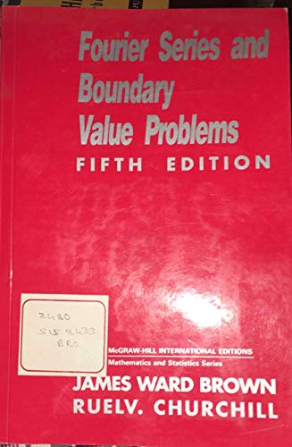 9780071129701: Fourier Series and Boundary Value Problems