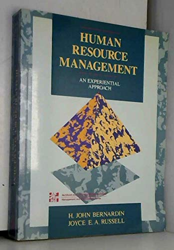 9780071129725: Human Resources Management: An Experiential Approach
