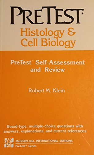 9780071129817: Pretest Histology & Cell Biology
