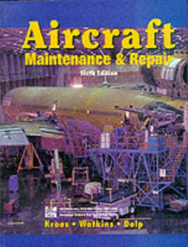 9780071129916: Aircraft Maintenance and Repair (Glencoe aviation technology series)