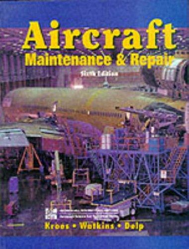 9780071129916: Aircraft Maintenance and Repair (Glencoe aviation technology series)