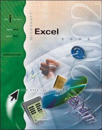 9780071130295: Microsoft Excel 2002: Introductory Edition (I-series)