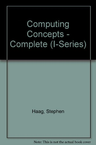 9780071130356: Computing Concepts - Complete (I-Series)