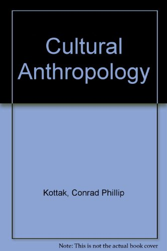9780071130615: Cultural Anthropology