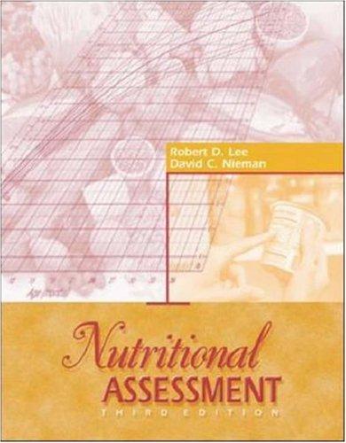 9780071130875: Nutritional Assessment