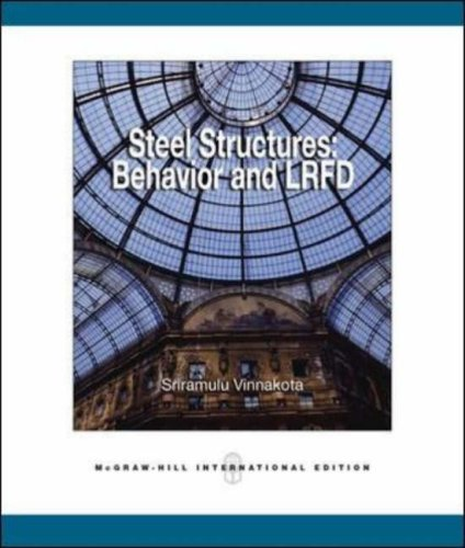9780071131070: Behavior and LRFD of Steel Structures