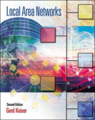 Local Area Networks With Cd-rom: Gerd E. Keiser
