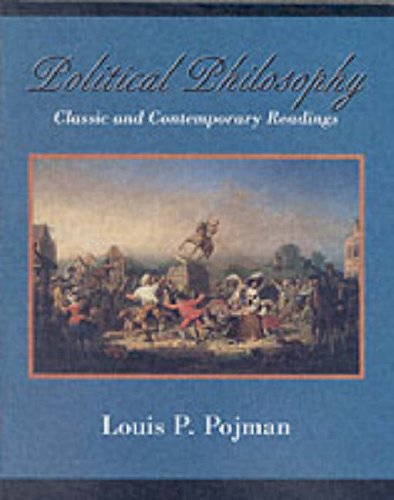 9780071131445: Political Philosophy: Classic and Contemporary Readings